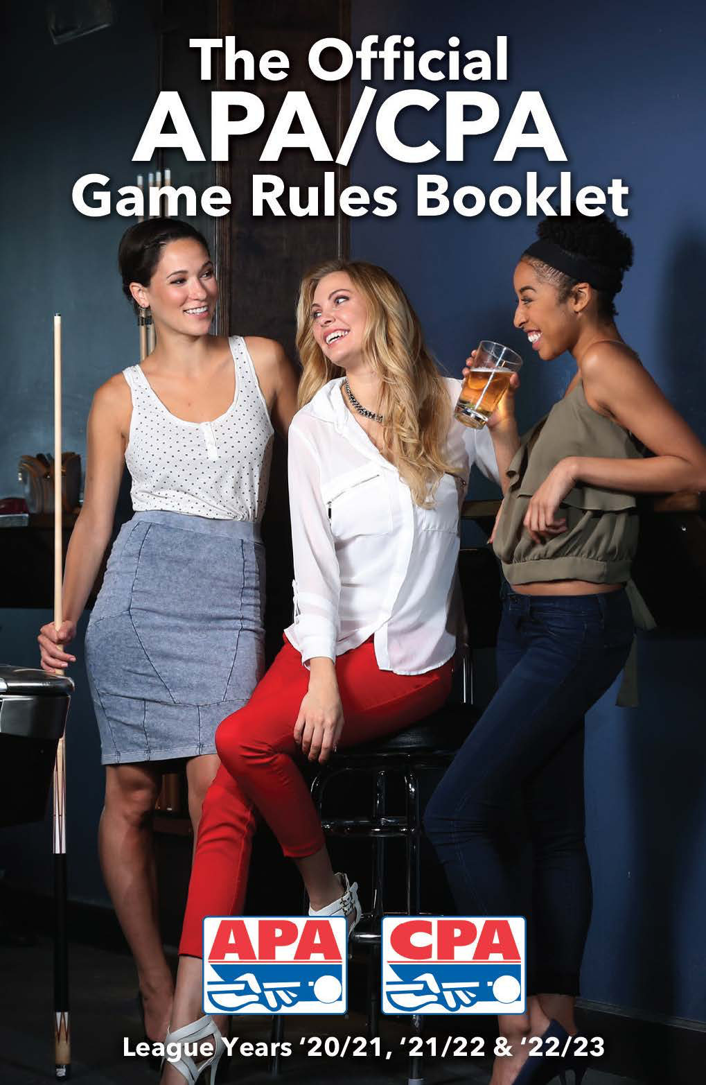 Game Rules Booklet for 8-Ball and 9-Ball